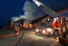 Brand Beinwil 13.09.2020